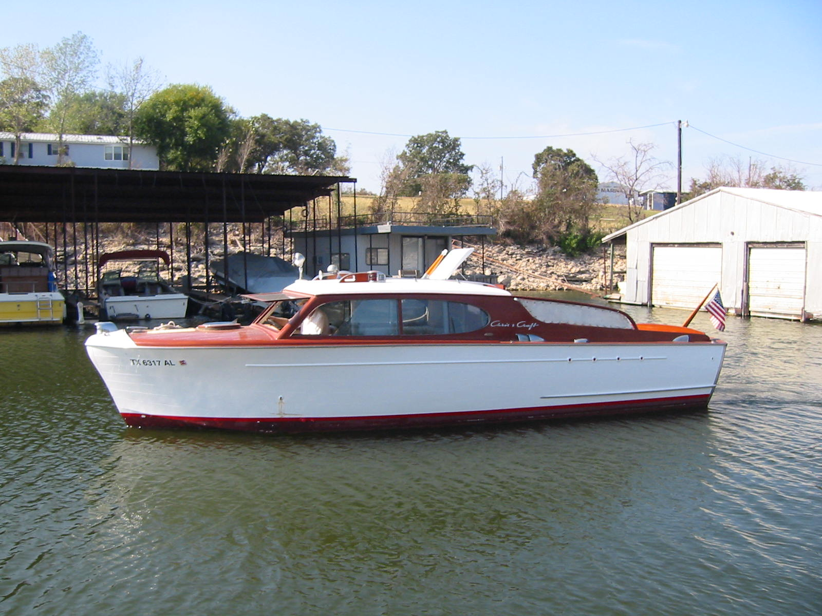Used Chris Craft Cabin Cruisers For Sale