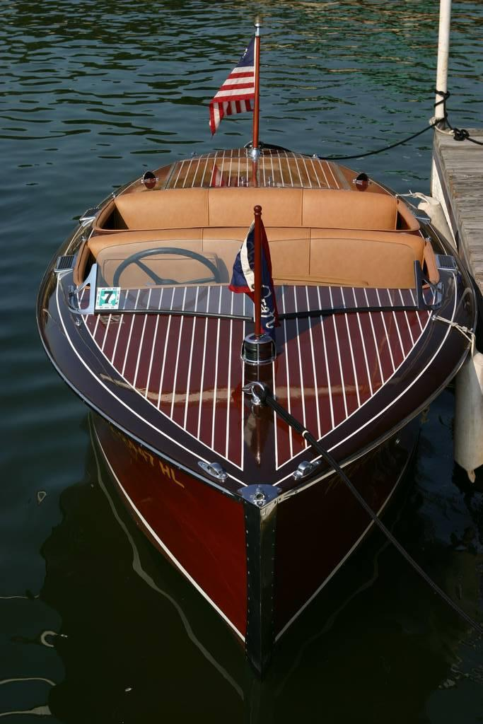 Chris Craft Fishing Boat For Sale